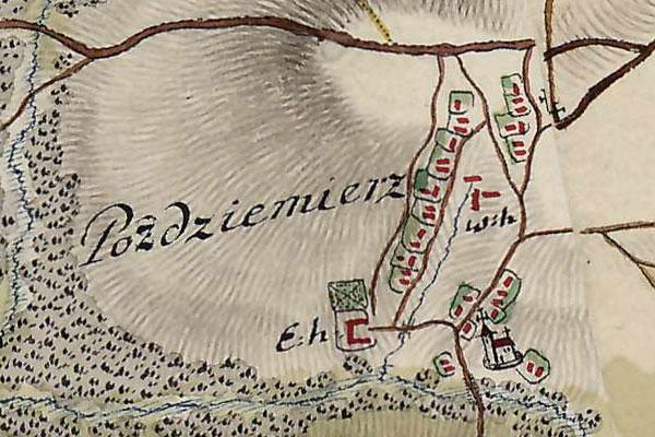 Pozdzimierz landowners, 1821 year