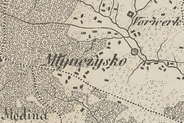 Mlynczyska – the voter list from 1867 year