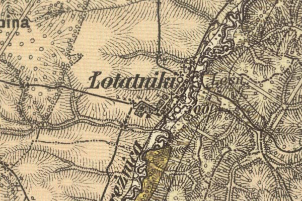 Lotatniki – the inventory & feudal obligations from 1813 year