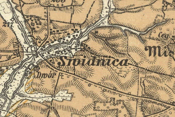 Swidnica – the feudal obligations from 1834 year