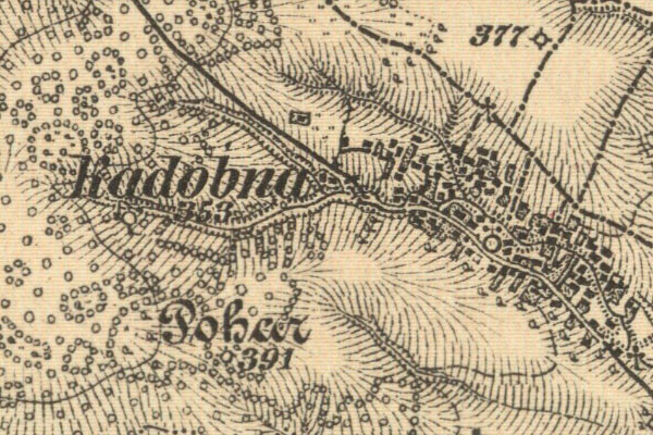 Kadobna – the 1892 questionnaire