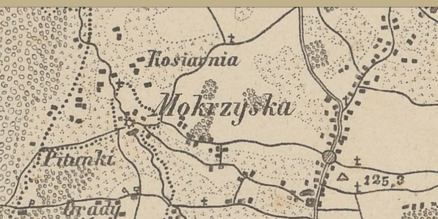 Mokrzyska