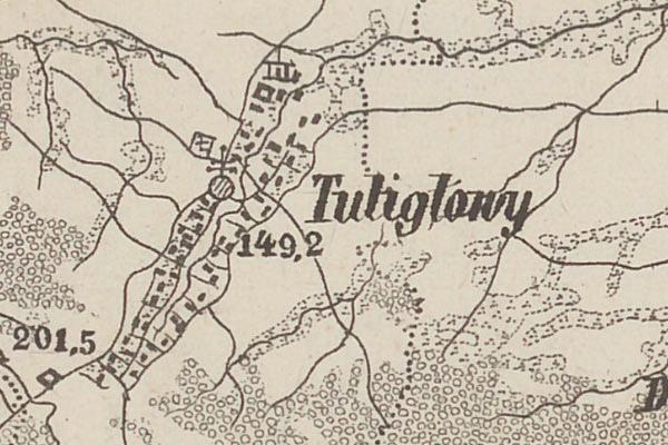 Tuliglowy – the inventory & feudal obligations from 1787 year